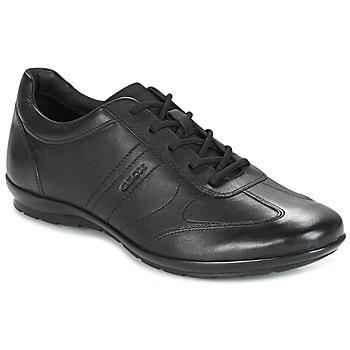 Scarpe Uomo Sneakers basse Geox UOMO SYMBOL Nero e0c0d289a40