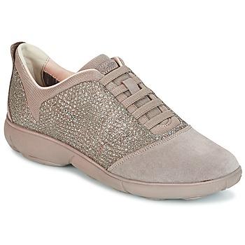 Scarpe Donna Sneakers basse Geox D NEBULA Taupe