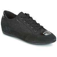 Scarpe Donna Sneakers basse Geox D NEW MOENA Nero