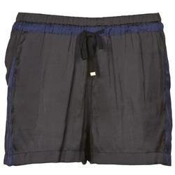 Abbigliamento Donna Shorts / Bermuda Naf Naf KAOLOU Nero