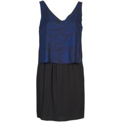 Abbigliamento Donna Abiti corti Naf Naf LORRICE Nero / Blu