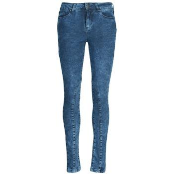 Abbigliamento Donna Jeans slim Naf Naf GOJO Blu / Medium