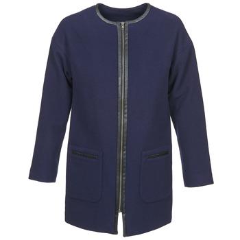 Abbigliamento Donna Cappotti Naf Naf ALYSON MARINE