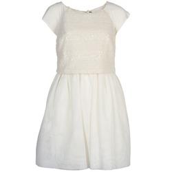 Abbigliamento Donna Abiti corti Naf Naf LYMELL Bianco