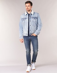 Abbigliamento Uomo Jeans skynny Levi's 510 SKINNY FIT Blu