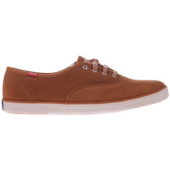 Scarpe Donna Sneakers basse Keds CH Suede Camel Marrone