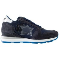 Scarpe Uomo Sneakers Atlantic Stars Sneakers New Bomber Navy Davis