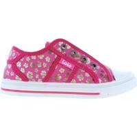 Scarpe Bambina Sneakers basse Lois Jeans 60033 Rosa