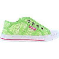 Scarpe Bambino Sneakers Lois Jeans 60033 Verde