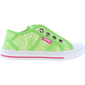 Scarpe Unisex bambino Sneakers Lois Jeans 60033 Verde