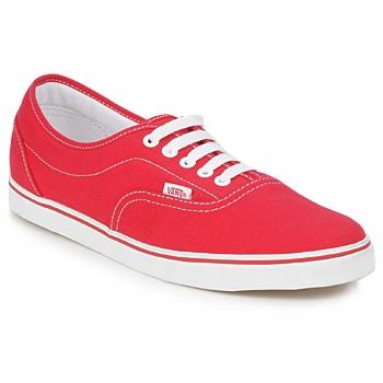 Scarpe Sneakers basse Vans LPE Rosso