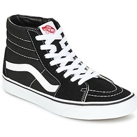 Scarpe Sneakers alte Vans SK8 HI Nero / Bianco