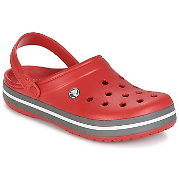 Scarpe Zoccoli Crocs CROCBAND Rosso