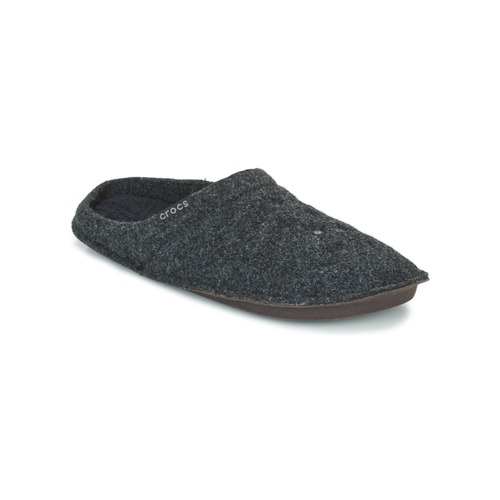 Scarpe Pantofole Crocs CLASSIC SLIPPER Nero