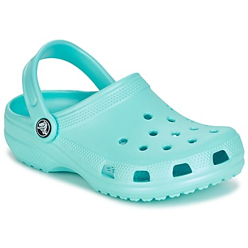 Scarpe Bambino Zoccoli Crocs CLASSIC CLOG KIDS Blu