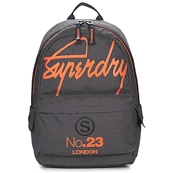 Borse Zaini Superdry INTERNATIONAL MONTANA Grigio