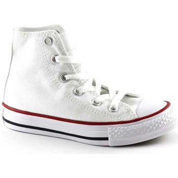 Scarpe Sneakers alte Converse 3J253C white bianco scarpe sneakers alte all star unisex Bianco