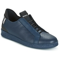 Scarpe Uomo Sneakers basse Bikkembergs BEST 873 Blu