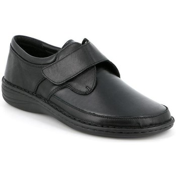 Scarpe Uomo Sneakers basse Grunland SC0295 LENO SCARPA UOMO P./TESS. NERO