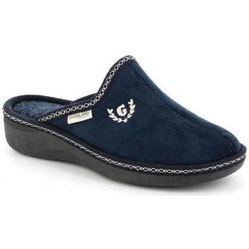 Scarpe Donna Pantofole Grunland DSG-CI0834 BLU