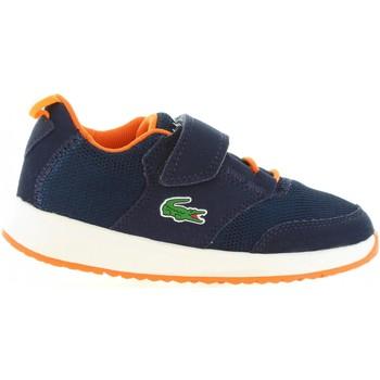 Scarpe Unisex bambino Sneakers Lacoste 33SPC1005 LIGHT Azul