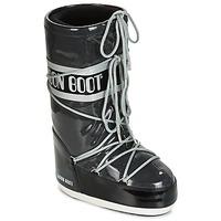 Scarpe Donna Stivali da neve Moon Boot MOON BOOT STARRY Nero / Bianco