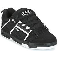 Scarpe Uomo Sneakers basse DVS COMANCHE Nero / Bianco