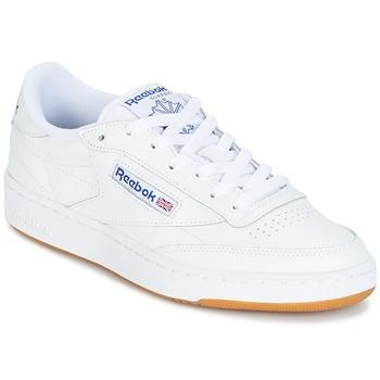 Scarpe Sneakers basse Reebok Classic CLUB C 85 Bianco