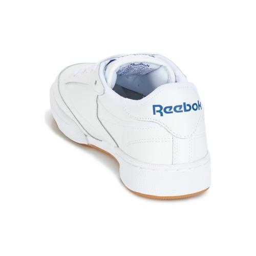 85 Bianco Classic Reebok Club C nPOk8X0w