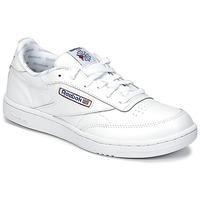 Scarpe Bambino Sneakers basse Reebok Classic CLUB C Bianco