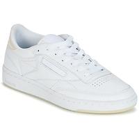 Scarpe Donna Sneakers basse Reebok Classic CLUB C 85 L THR Bianco