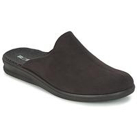 Scarpe Uomo Pantofole Romika PRASIDENT 445 Nero