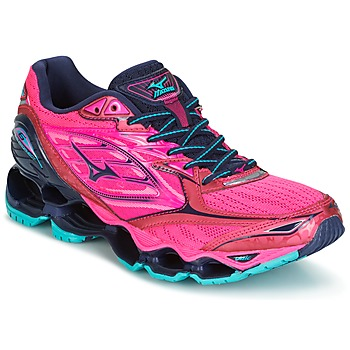 Scarpe Donna Running / Trail Mizuno WAVE PROPHECY 6 (W) Rosa