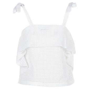 Abbigliamento Donna Top / Blusa Moony Mood GEMA Bianco