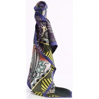 Accessori Donna Sciarpe Etro FOULARD ORIENTALE  IN SETA Multicoloured