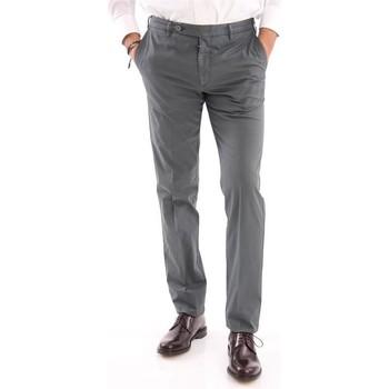 Abbigliamento Uomo Chino Rota PANTALONE  GRIGIO SCURO IN COTONE Grey