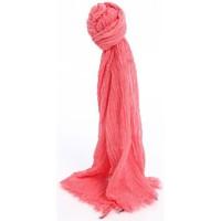 Accessori Donna Sciarpe Altea SCIARPA  IN TINTA UNITA ROSA Pink