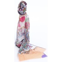 Accessori Uomo Sciarpe Etro SCIARPA  CON FANTASIA PAISLEY MULTICOLORE Multicoloured