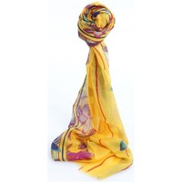 Accessori Donna Sciarpe Etro SCIARPA  GIALLA Yellow