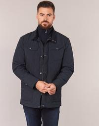 Abbigliamento Uomo Giubbotti Gant THE CENTRAL POND QUILTER Nero