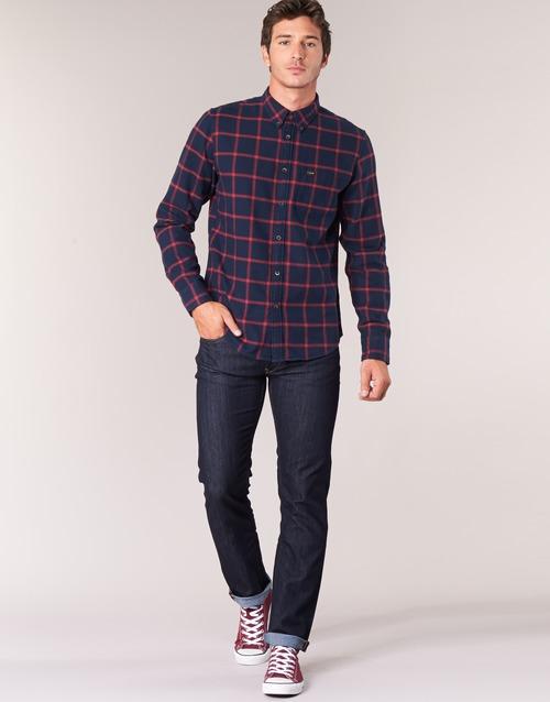 Abbigliamento Uomo Jeans dritti Lee DAREN Blu