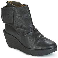 Scarpe Donna Stivaletti Fly London YOMI Nero