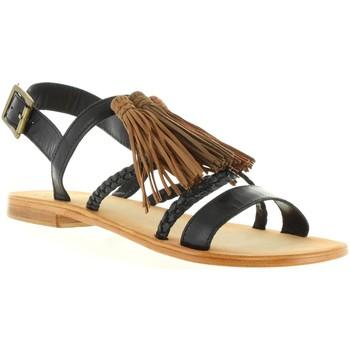 Scarpe Donna Sandali MTNG 94438 Negro