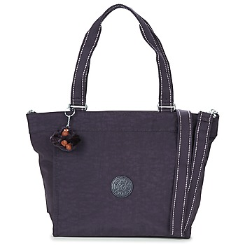Borse Donna Tote bag / Borsa shopping Kipling NEW SHOPPER Viola