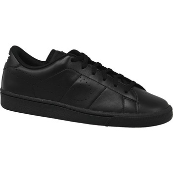 Scarpe Unisex bambino Sneakers Nike Tennis Classic Prm Gs 834123-001 Black