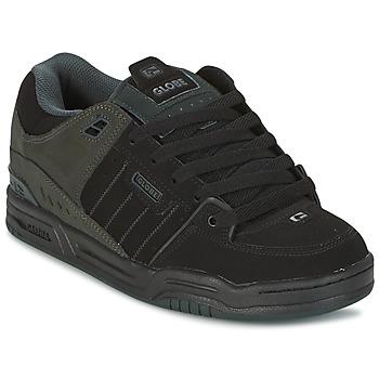 Scarpe Uomo Sneakers basse Globe FUSION Nero