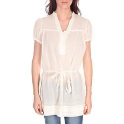 Abbigliamento Donna Top / Blusa Vision De Reve Tunique Claire 7090 Ecrue Beige