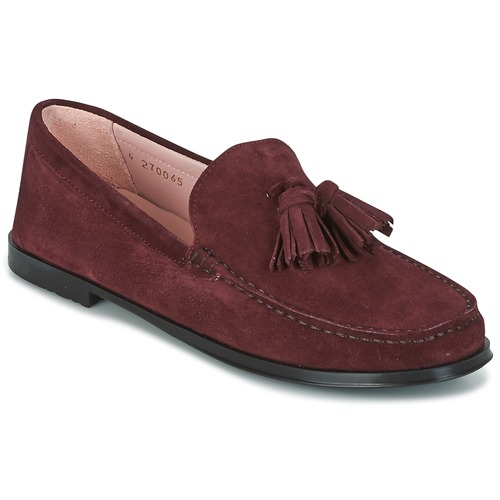 Scarpe Donna Mocassini Pretty Ballerinas CROSTINA RIOJA Bordeaux