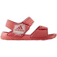 Scarpe Unisex bambino Sandali adidas Originals Altaswim C Rosa