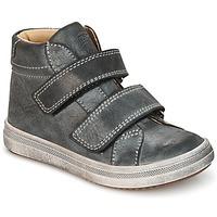 Scarpe Bambino Sneakers alte GBB NAZAIRE Grigio